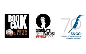 Loghi patrocinio dell'evento Bookciak, Azione 2016!