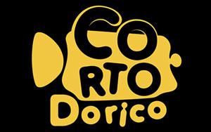 Logo della tredicesima edizione del concorso per cortometraggi Corto Dorico