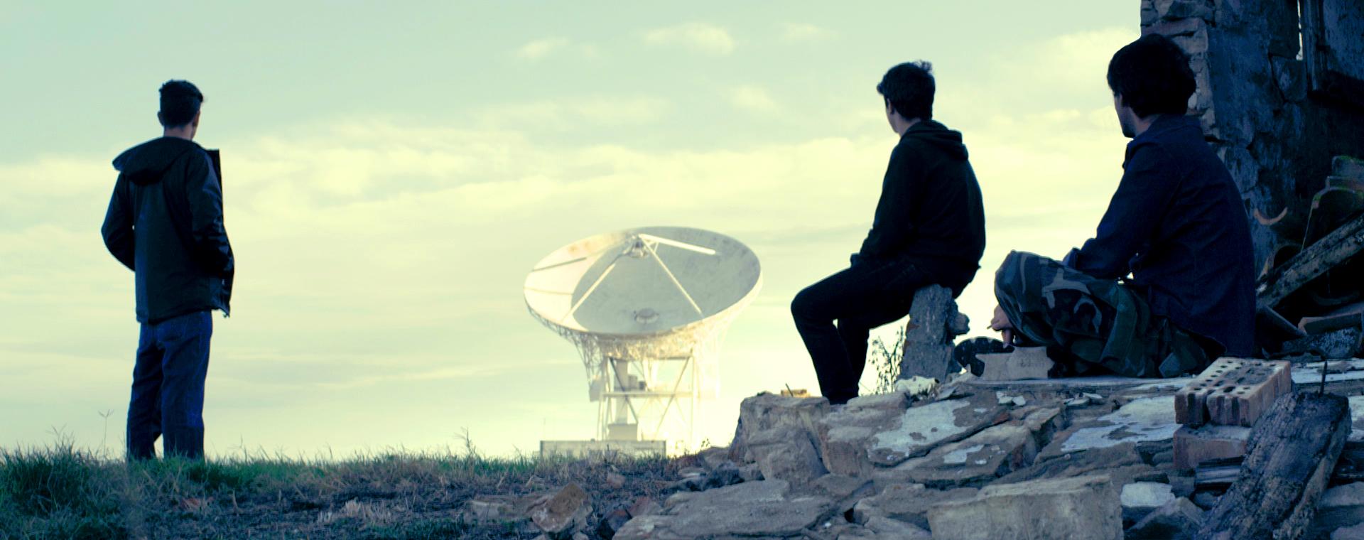Istantanea del Film Gli Asteroidi di Germano Maccioni