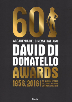 Libro 60 anni di David di Donatello