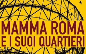 Logo della quinta edizione di Mamma Roma e i suoi quartieri