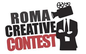 Logo della sesta edizione del Roma Creative Contest