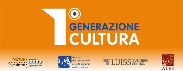 Logo Generazione Cultura 1
