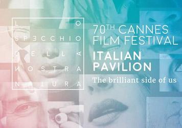 Cannes 70 - Italian Pavilion