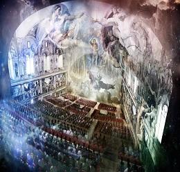 """""""Giudizio Universale. Michelangelo and the Secrets of the Sistine Chapel"""""""