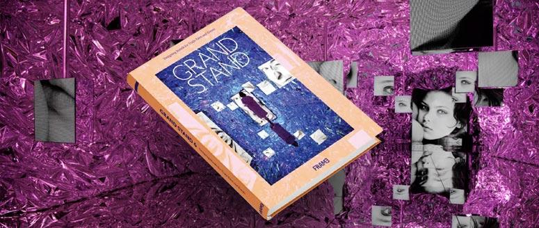la copertina di Grand Stand dedicata all'Italian Pavilion 2017