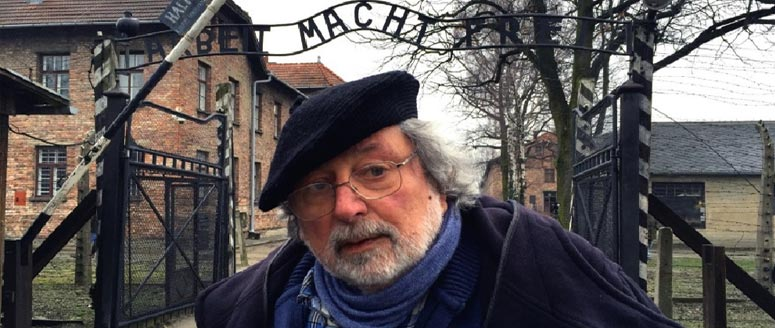 Francesco Guccini va ad Auschwitz