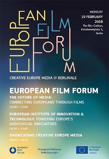 European Film Forum 2018
