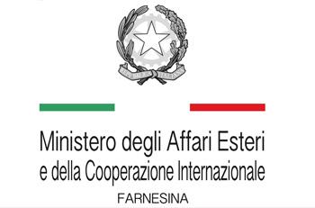 Simbolo del Ministero degli Affari Esteri e della Cooperazione Internazionale
