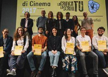 Scrivere di Cinema, Premio Alberto Farassina