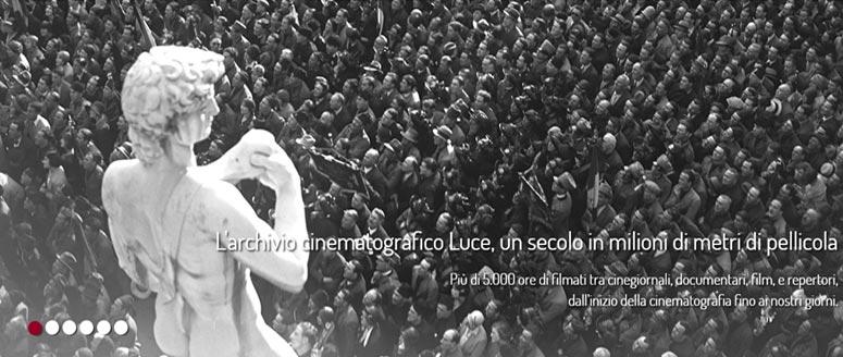 Archivio fotografico Istituto Luce