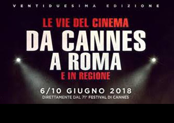 Copertina Da Cannes a Roma