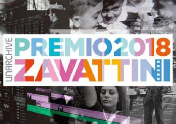 cover del premio Cesare Zavattini 2018