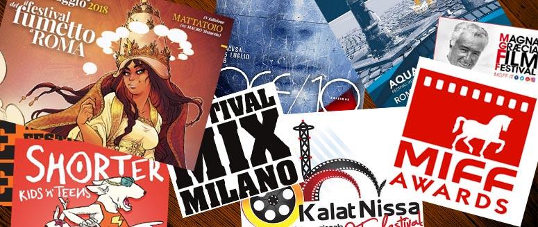 Cover di Festival in Arrivo 35