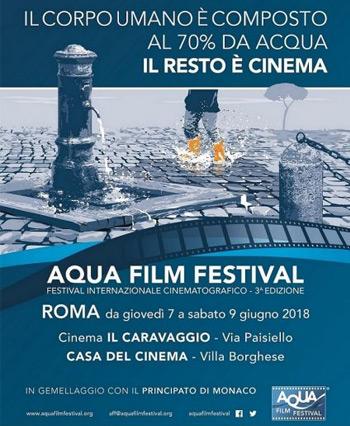 Aqua film festival 2018