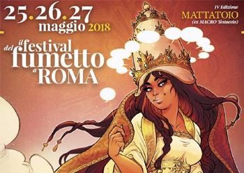 Festival del Fumetto di Roma 2018