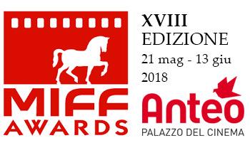 Miff Award 18ma edizione