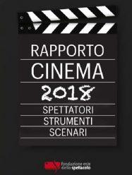 Cinema rapporto 2018