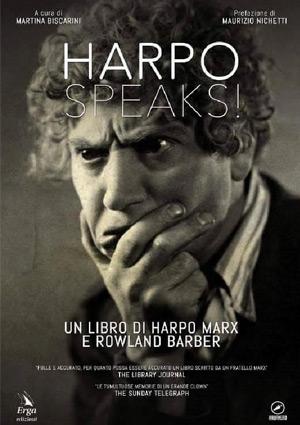 Copertina Libro Harpo Speaks