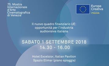 quadro finanziario UE 2018