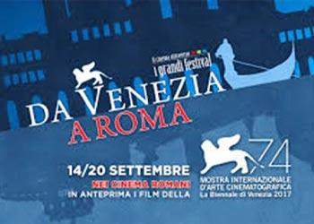 Da Venezia a Roma 2018
