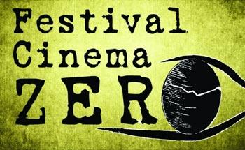 Logo del Festival Cinema Zero