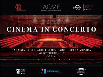 Cinema in concerto