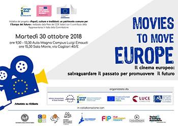 Movie to move europe