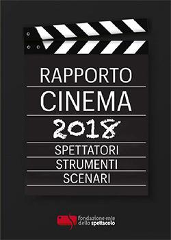 Rapporto Cinema 2018