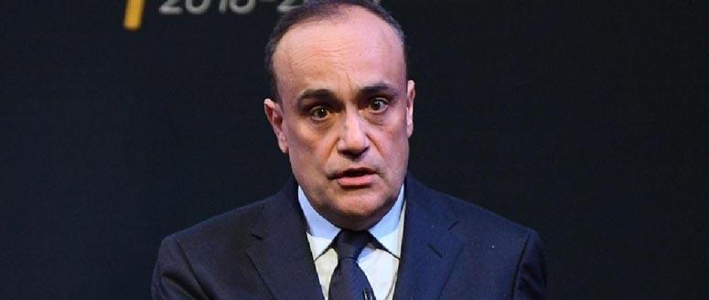 Il Ministro della Cultura Alberto Bonisoli
