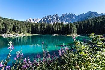 Lago di Carezza, Bolzano