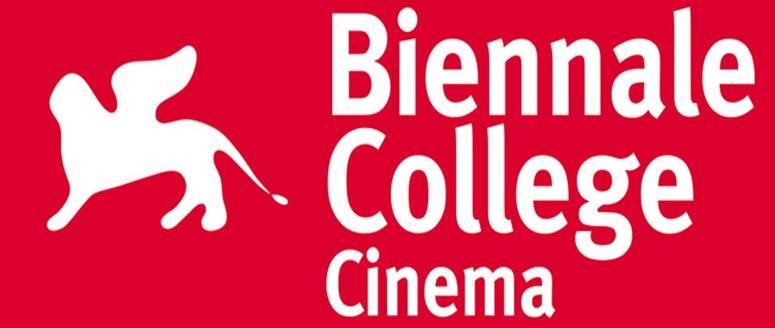 Logo della Biennale College