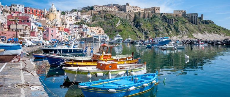 Veduta di Capri