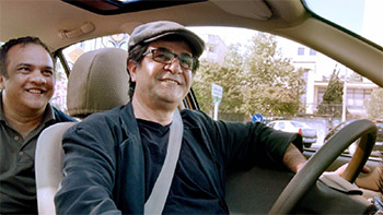 regista iraniano Jafar Panahi