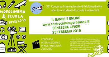 Logo Videocinema e Scuola