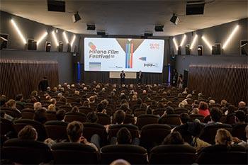 Sala del Milano Film Festival