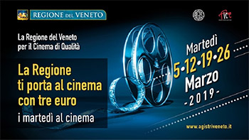 Cinema a tre euro in veneto