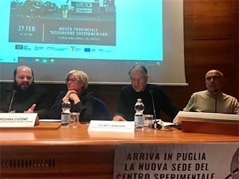 Scuola Nazionale Cinema a Lecce