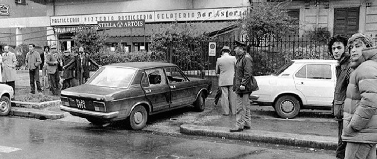 Il delitto Mattarella (foto)