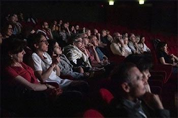 Gente al cinema