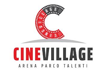 Logo CINEVILLAGE Arena parco Talenti