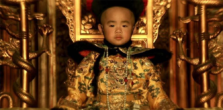 """foto del film """"L'ultimo Imperatore"""""""