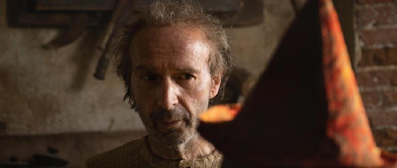 Pinocchio di Matteo Garrone che uscirà nelle sale italiane il 25 dicembre