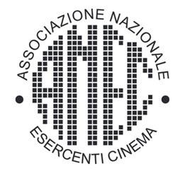 logo dell'ANEC, Associazione italiana Esercenti Cinema