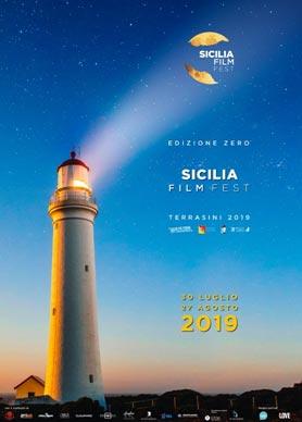 Cover del Sicilia Film Festival