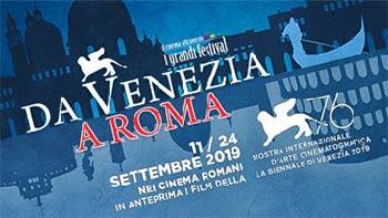 "Copertina ""Da Venezia a Roma"""