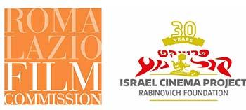 Loghi Roma Lazio Film festival e Israel cinema project