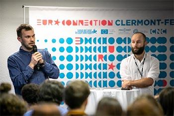 Foto al Festiva EuroConnection