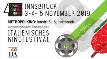 Manifesto Innsbruck Italienischen Kinofestival