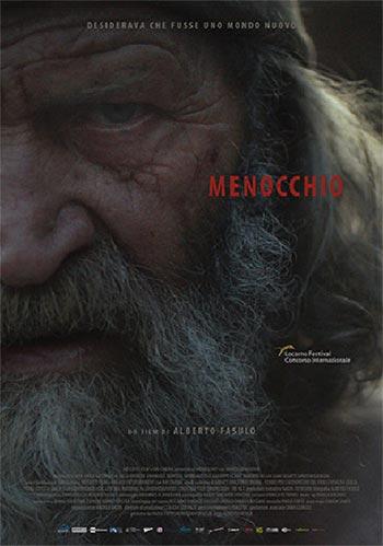 """Copertina del libro """"Menocchio"""" di Alberto Fasulo"""
